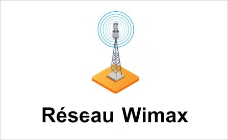Réseaux Wifi / Wimax / VHF